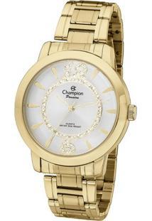 Relógio Champion Passion-Ch2425 - Feminino-Dourado