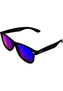 Óculos De Sol Quadrado Outdoor Flat Verde
