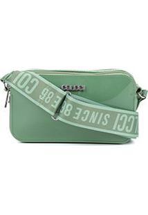 Bolsa Colcci Mini Bag Santorini Feminina - Feminino-Verde
