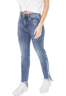 Calça Jeans Carmim Skinny Windsor Azul