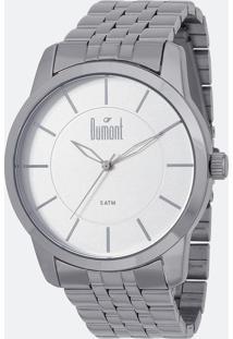Relógio Feminino Dumont Du2035Mns3K Analógico 5Atm