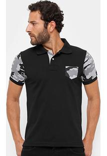 Camisa Polo Local Piquet Masculina - Masculino