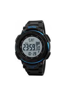 Relógio Skmei Masculino -1238- Azul