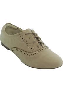 9b3e08a0b Netshoes. Oxford Tipo Mooncity Marca Oxford Feminino Conforto Casual Oxford  Sintético Facinelli ...