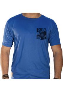 Camiseta Sandro Clothing Lee Azul