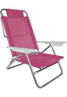 Cadeira Reclinável Summer - Unissex-Pink