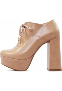 Bota Lizy Damannu Shoes Nude