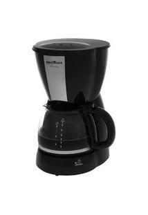 Cafeteira Elétrica Inox Cp30 127V 30 Xícaras Preta Britânia