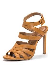 Sandalia Salto Alto Estilo Sandal Boot