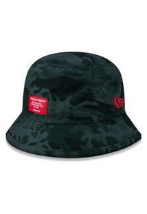 Chapéu Bucket New Era New Era Brasil Verde