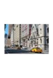 Painel Adesivo De Parede - Nova Iorque - Cidade - 706Pnm