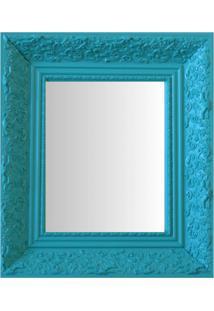 Espelho Moldura Rococó Fundo 16447 Anis Art Shop