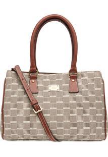 Bolsa Corello Handbag Castanho