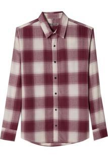 Camisa Diogo (Xadrez, G)