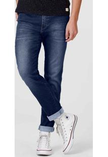 Calça Jeans Masculina Skinny Soft Touch