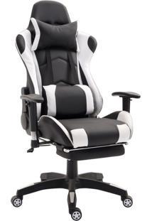 Cadeira Gamer T One Preta E Branca