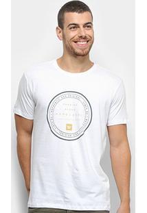 Camiseta Hang Loose Silk Rounded Masculina - Masculino
