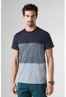 Camiseta Degrade Paros Reserva Masculina - Masculino-Preto