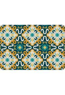 Tapete Love Decor De Sala Wevans Mandala Color Amarelo