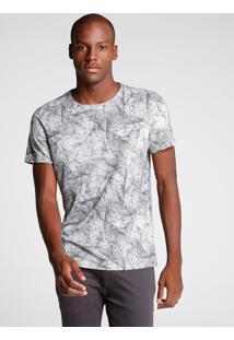 Camiseta Flamé Estampada