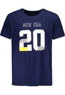 Camiseta New Era 1920 - Masculino