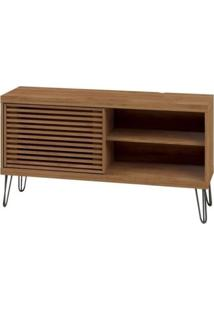 Rack Leclerc Buriti Base Preta 120Cm - 57918 - Sun House