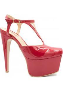 Sandalia Zariff Shoes Meia Pata Nobuck Brilho