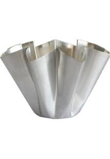 Forma Doupan Pandoro Panetone Alumínio 24X14X9Cm - 28304