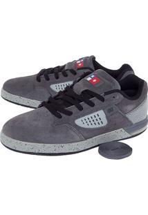 Tênis Dc Shoes Centric Kalis Cinza