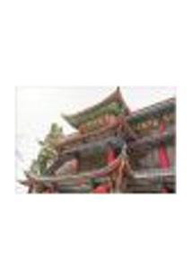 Painel Adesivo De Parede - China - Arquitetura - 899Png