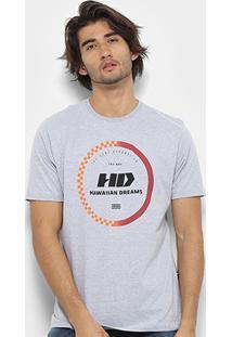 Camiseta Hd Gradient Masculina - Masculino