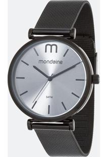 Relógio Feminino Mondaine 53780Lpmvpe3 Analógico 5Atm
