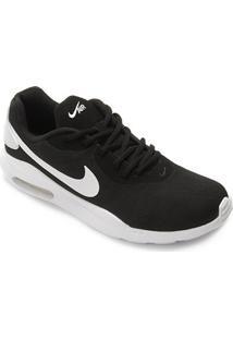 Tênis Nike Air Max Oketo Masculino - Masculino-Preto+Branco