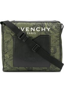 Givenchy Bolsa Tiracolo Com Estampa 4G Astral - Verde