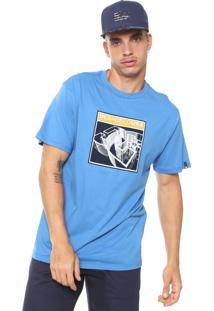 Camiseta Dc Shoes Terrain Azul