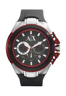 acbdc35cbcf ... Relógio Armani Exchange Masculino Cinza