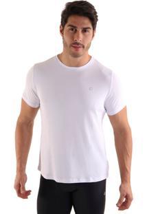 Camiseta Liquido Basic Fit Boy - Branco P