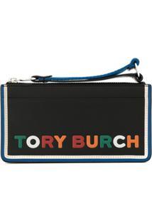 Tory Burch Porta-Moedas Perry - Preto