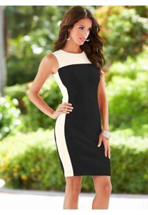ebcf5ad75 Vestido Bicolor Bonprix feminino | Shoelover