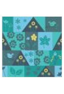 Papel De Parede Autocolante Rolo 0,58 X 5M - Floral 1322