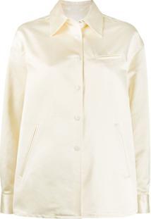 Filippa-K Camisa Tanya - Neutro