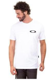 Camiseta Oakley Elipse Thrill Tee Masculino - Masculino