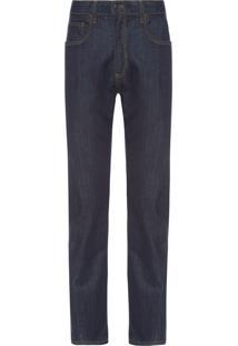 Calça Masculina Jeans Fit Classic - Azul