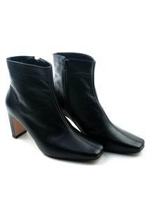 Bota Salto Chanel Universo Calçados - 160501290