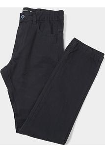 Calça Burn Pockets Masculina - Masculino