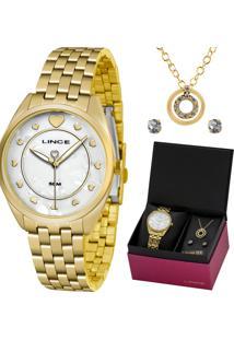 d39b167ff4f Eclock. Relógio Lince Orient Clock Feminino ...