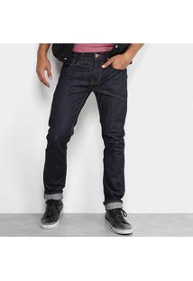 Calça Jeans Slim Colcci Alex Fit Escura Masculina - Masculino