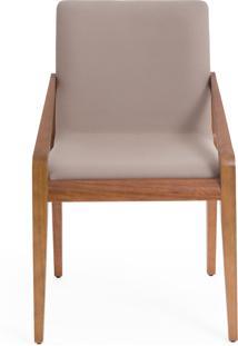 Cadeira Elis - Bege