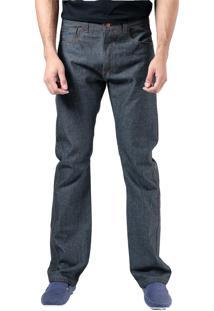 Calça Jeans Versatti Tradicional Reta Berlin Preta