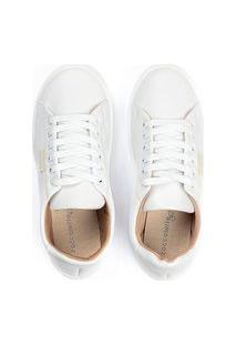 Tênis Branco Feminino Sapatenis Confortável